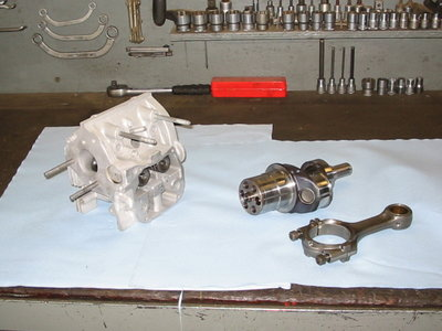 Hatz motoren revisie (prijs op aanvraag)